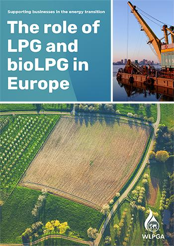 The Role of LPG Bio LPG in Europe The 2019 Report 1